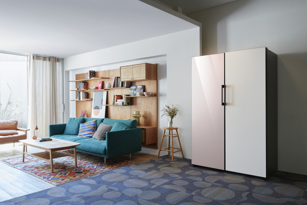 Samsung Globally Launches Bespoke: A Customizable Refrigerator that Caters to Various Consumer Lifestyles