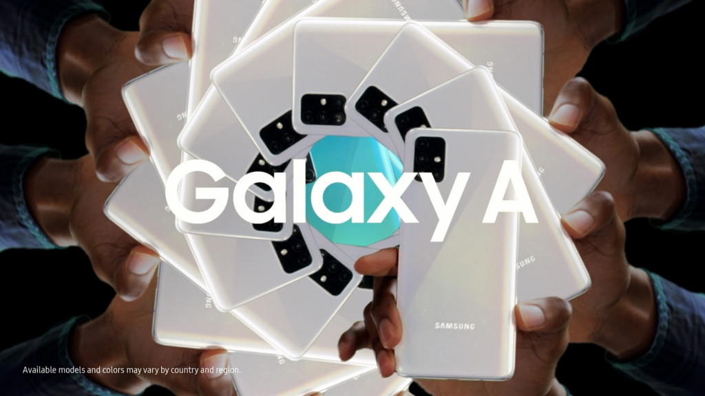 Galaxy A is Officially Awesome: AWESOME Campaign Celebrated by the Creative Industry
