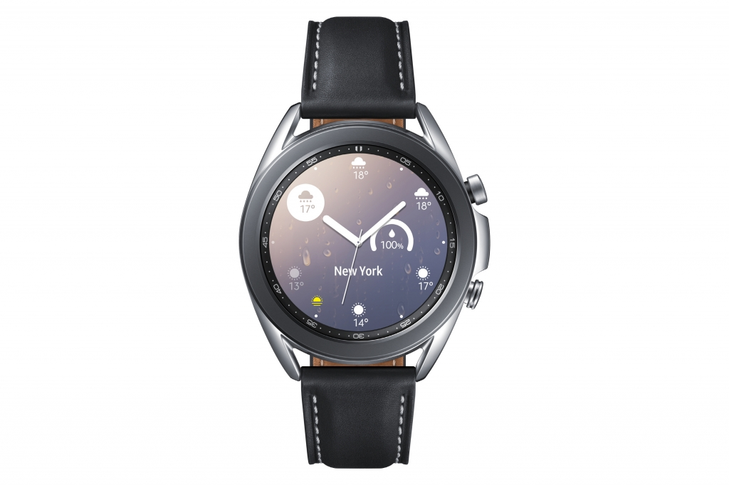 Galaxy Watch3_41mm_Mystic Silver