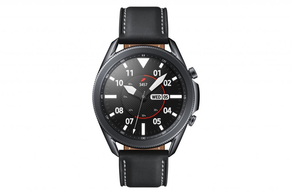 Galaxy Watch3_45mm_Mystic Black