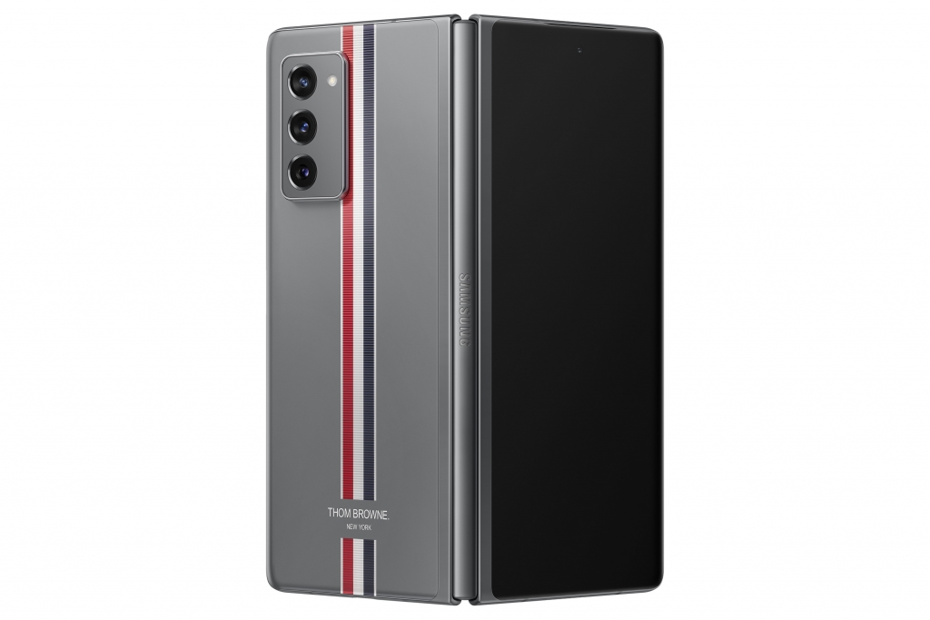 [Video] Stand Out from the Crowd with the Galaxy Z Fold2 Thom Browne Edition