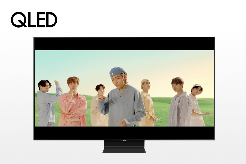 Global Samsung TV Retail Stores Play Newest BTS Music Video 'Dynamite'