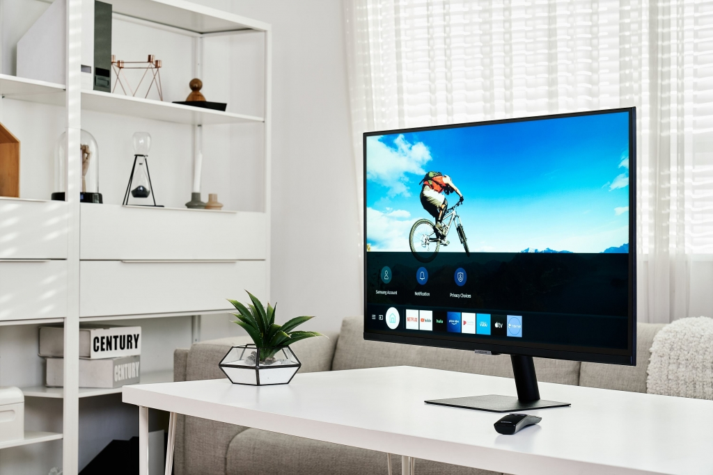 Samsung Announces Global Availability of New Lifestyle Smart Monitor
