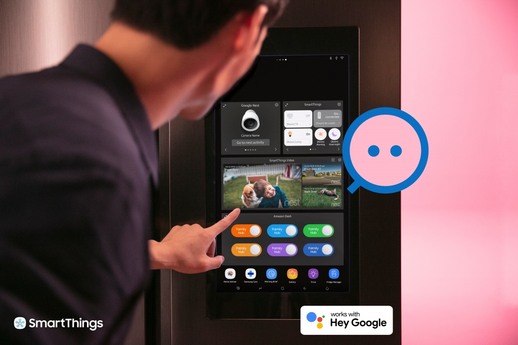 Samsung SmartThings and Google Join Forces to Enhance Smart Homes With Nest Integration