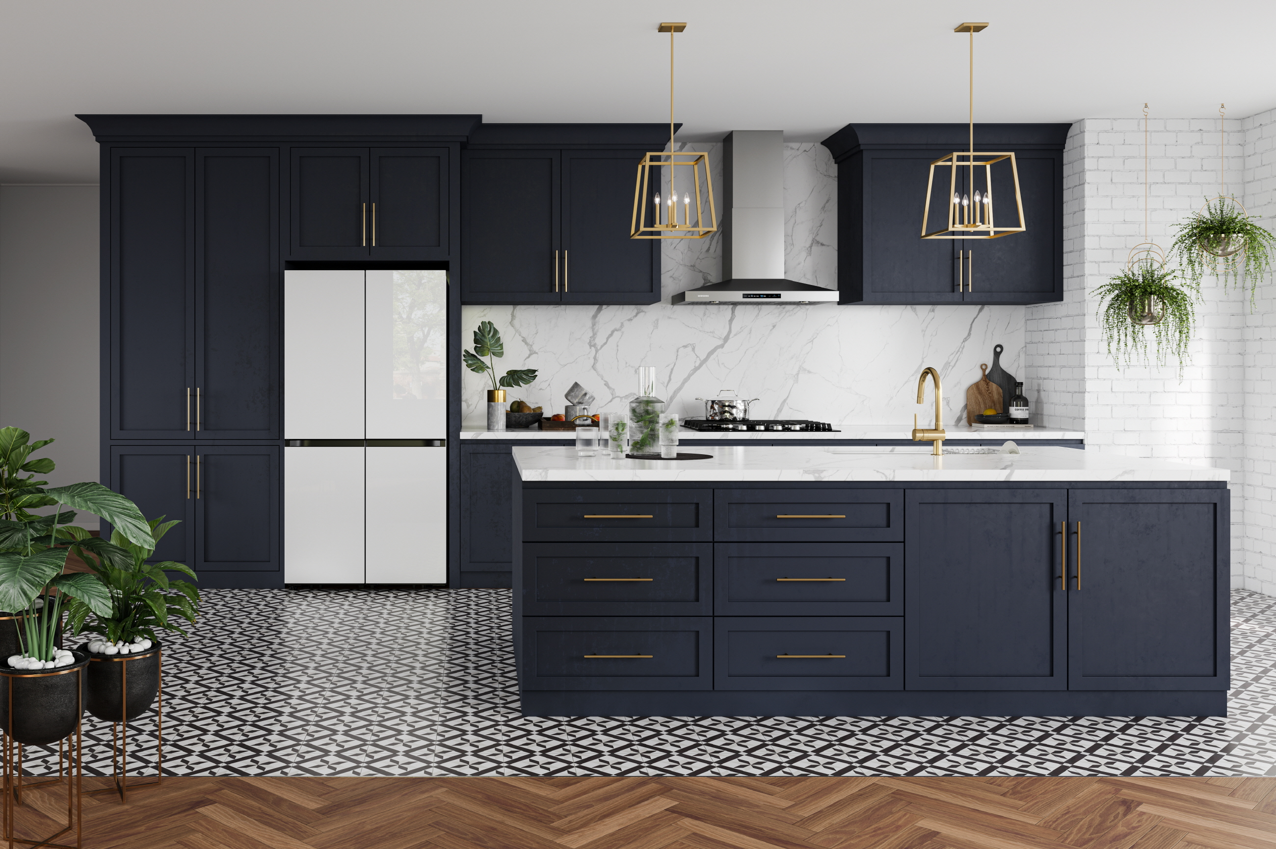 Samsung Expands Bespoke To New Markets Offering Customizable Refrigerators For Modern Kitchens Newsroom Global Media Library