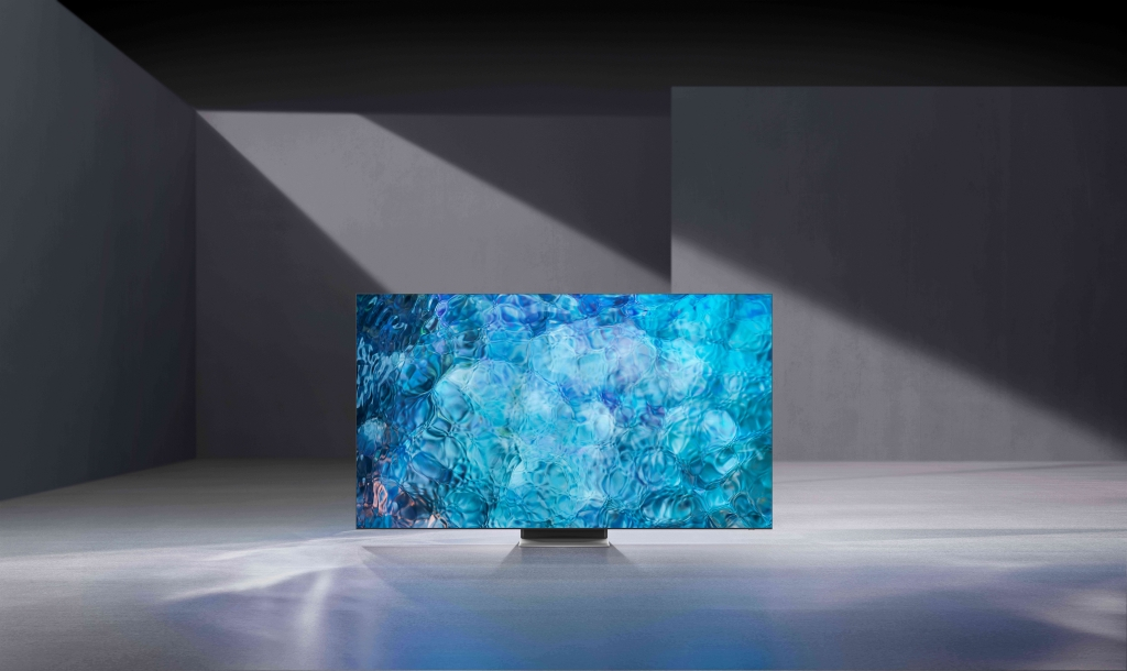 Giving Center Stage to Samsung's CES 2021 Innovation Award-Winning Technologies from Across the Samsung Ecosystem