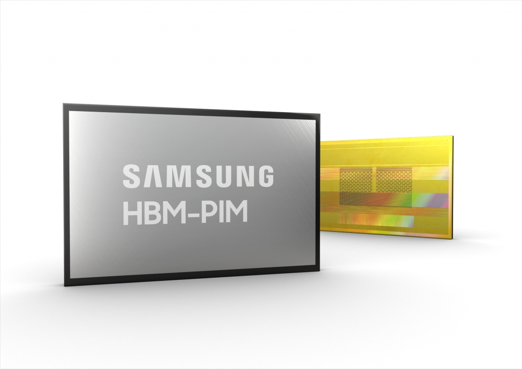 Samsung Develops Industry's First High Bandwidth Memory with AI Processing Power