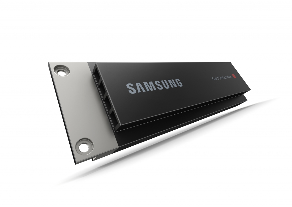Samsung Begins Mass Production of Data Center SSD Customized for Hyperscale Environments