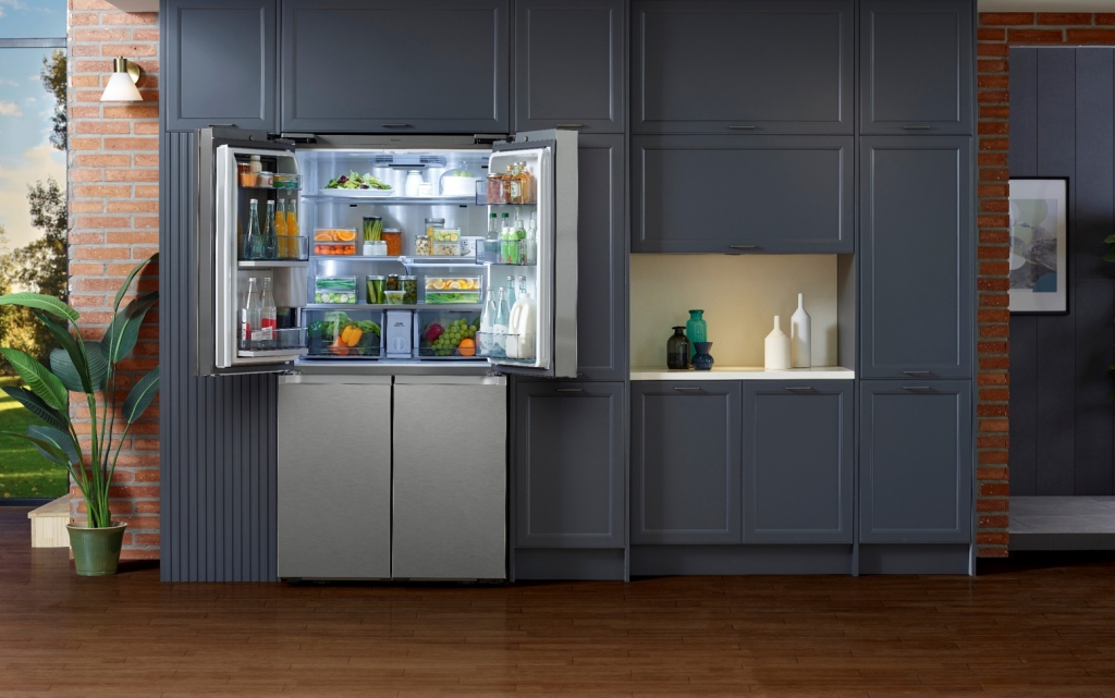 Samsung Launches 4-Door Flex Refrigerator, Bringing Personalization to the Kitchen Experience