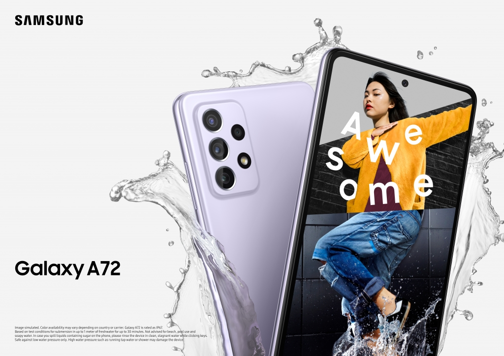 The Galaxy A52, A52 5G and A72 Make Innovation Accessible to All