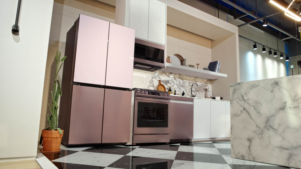 Samsung Announces Global Expansion of Bespoke Appliance Lineup at 'Bespoke Home 2021'