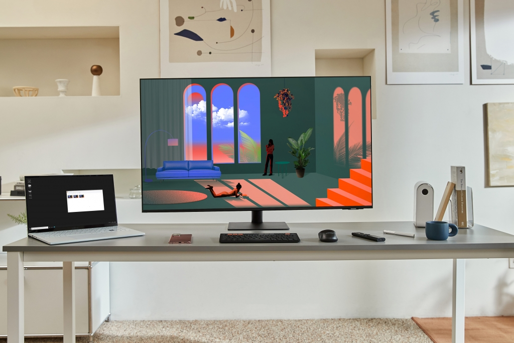 Samsung Expands Smart Monitor Lineup Worldwide to Meet Growing Demand of Do-It-All Displays