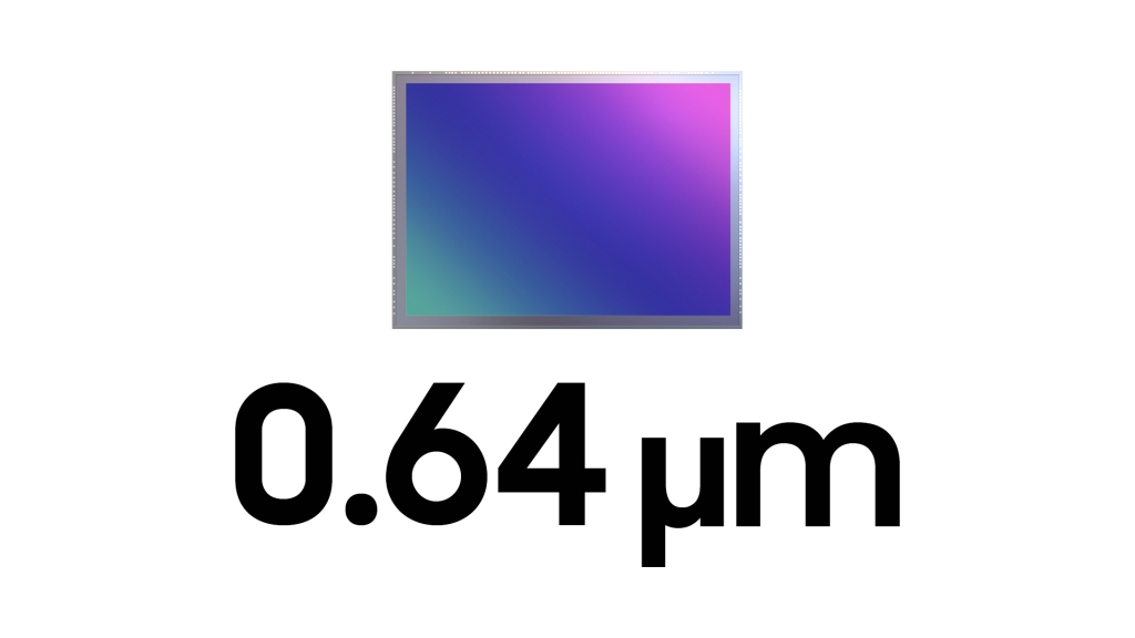 Samsung Breaks New Ground With Mass Production of Industry's Smallest 0.64μm-Pixel Mobile Image Sensor