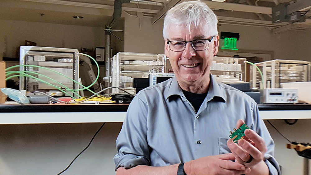 Samsung Electronics and University of California Santa Barbara Demonstrate 6G Terahertz Wireless Communication Prototype
