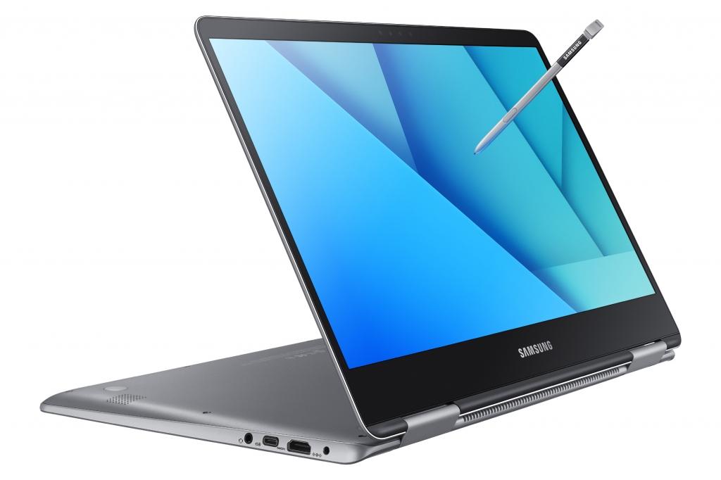 삼성전자, S펜 탑재 '삼성 노트북 9 Pen' 출시