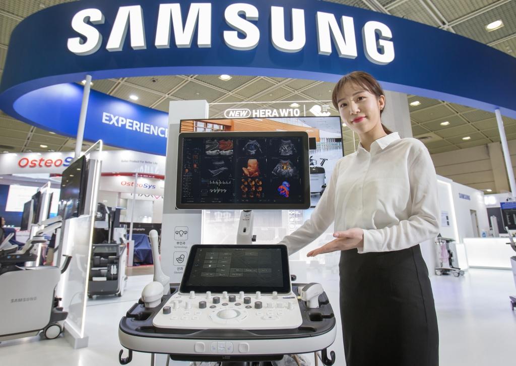 삼성, 'KIMES 2019'서 최신 의료기기 대거 공개