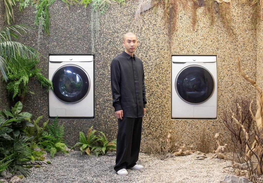 삼성전자, '그랑데 AI' 세탁기·건조기 출시