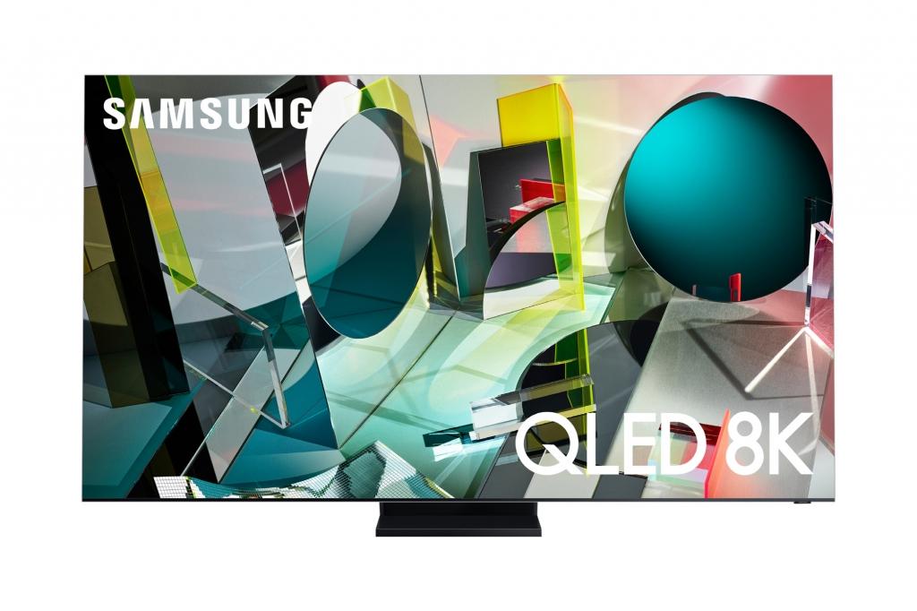 삼성, 'QLED 8K', 독일서 역대 평가 최고점 경신