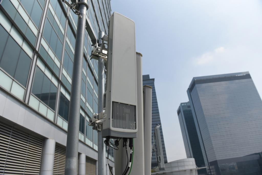 삼성전자, 드론·인공지능 활용한 5G 네트워크 성능 최적화 솔루션 공개