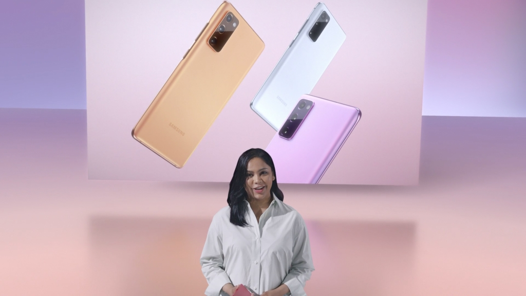 Samsung Galaxy Unpacked for Every Fan 행사_암루타 훈누르칼(Amruta Hunnurkar)