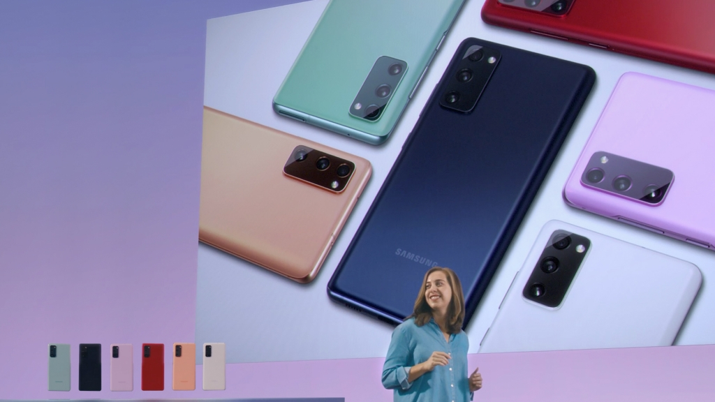 Samsung Galaxy Unpacked for Every Fan 행사_클레어 헌터(Clare Hunter)
