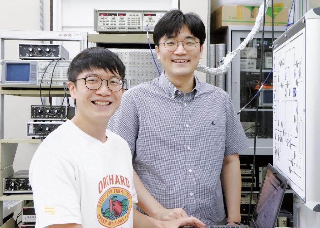 삼성미래기술육성사업이 지원한 포스텍 이길호 교수, 초고감도 마이크로파 검출기 개발