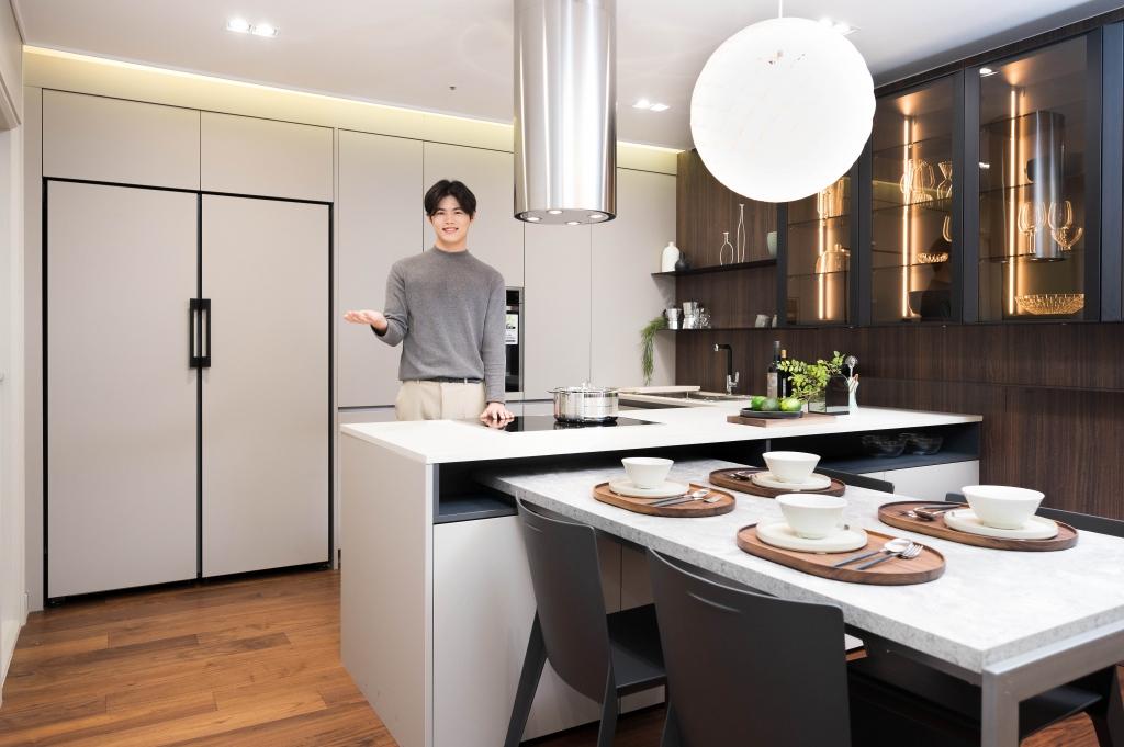 삼성전자, 비스포크 냉장고 패널 디자인 확대