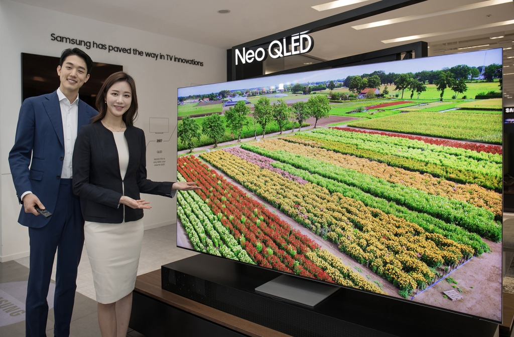 삼성 Neo QLED, 독일서 TV 평가 역대 최고점 경신