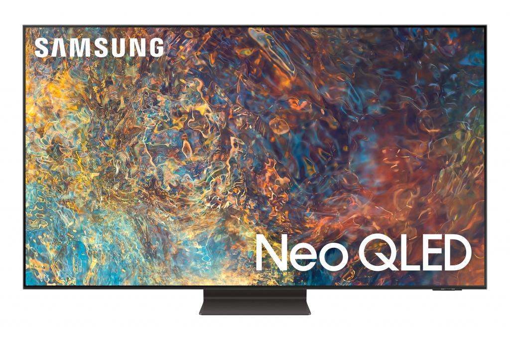삼성 Neo QLED, 영국서 연이어 최고점 획득