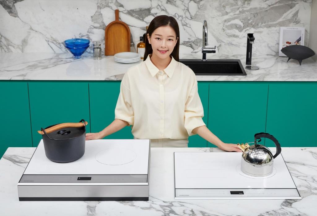 삼성전자, '비스포크 인덕션' 신제품 출시