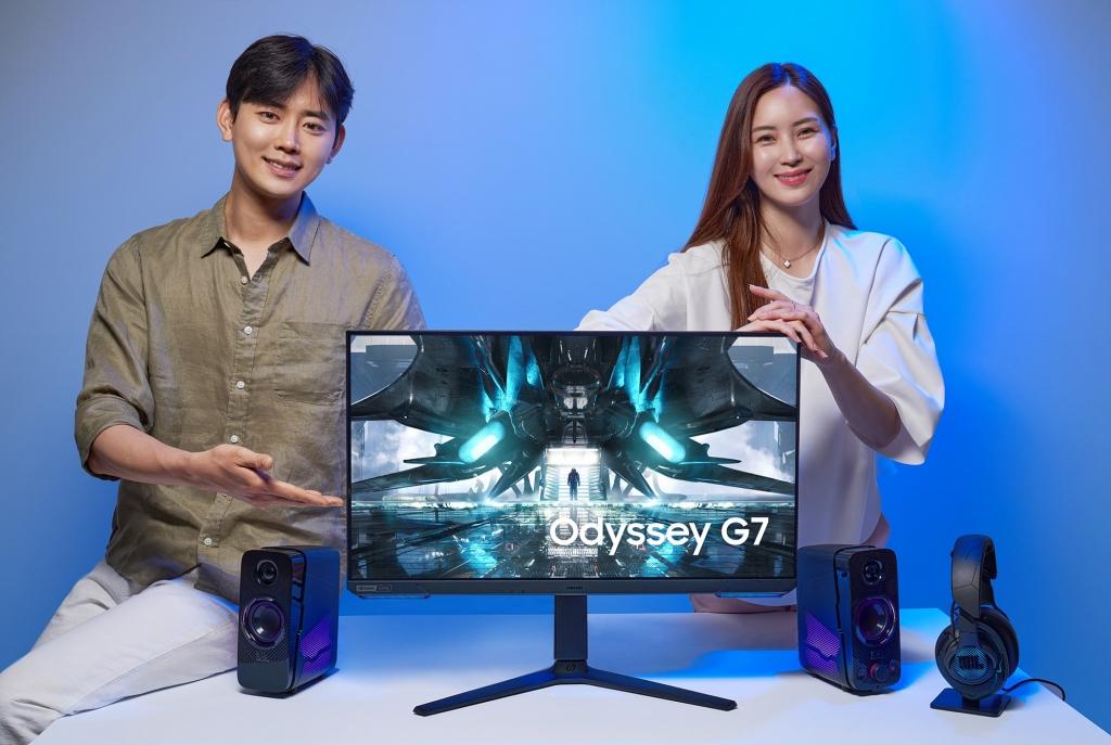 삼성전자, 게이밍 모니터 오디세이 2021년형 신제품 출시