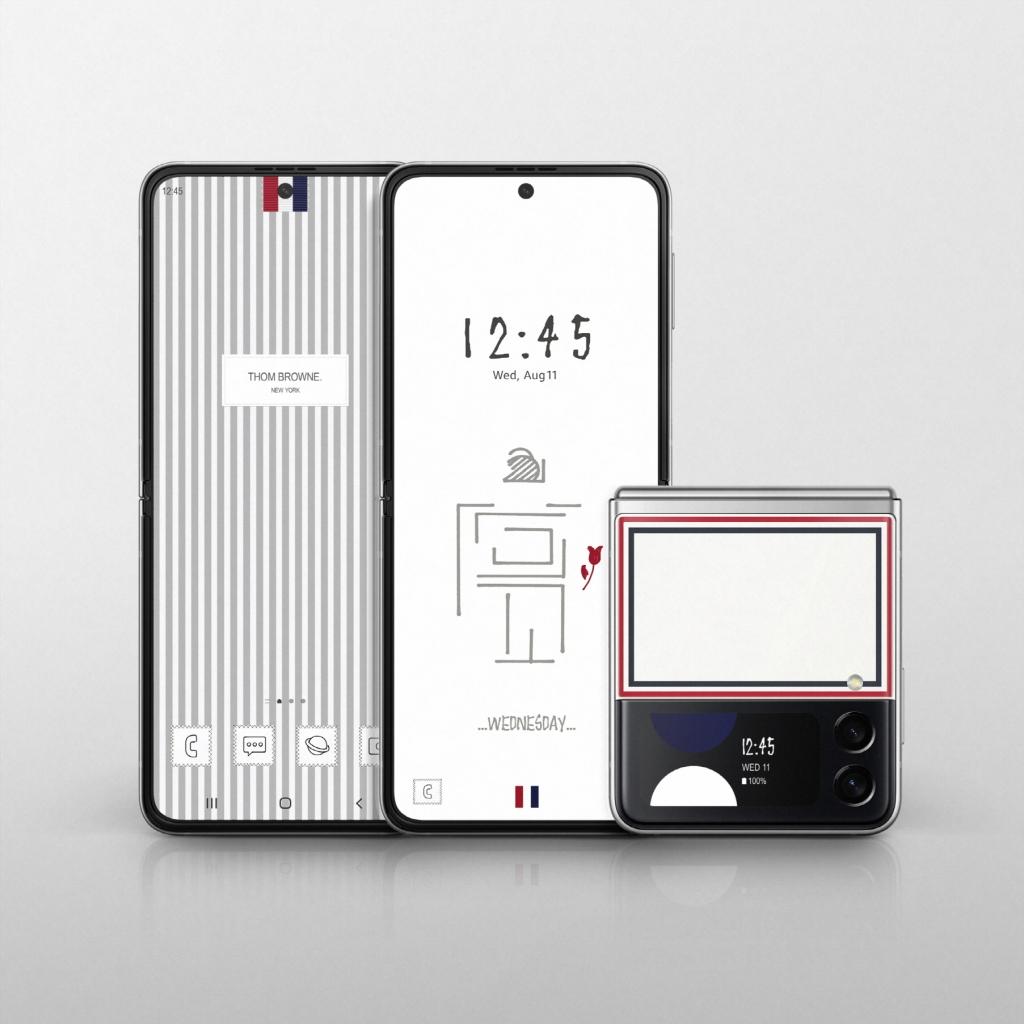 삼성전자, '갤럭시 Z 폴드3'·'갤럭시 Z 플립3' 전격 공개